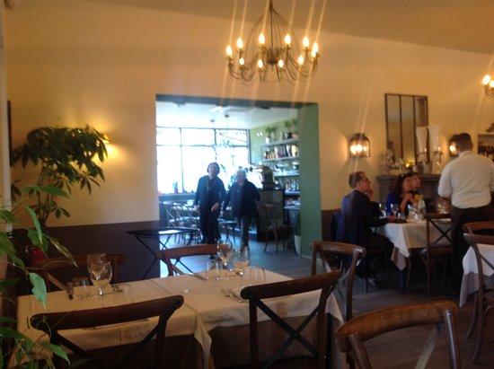 Villa Adriana, Italien: Le due sale