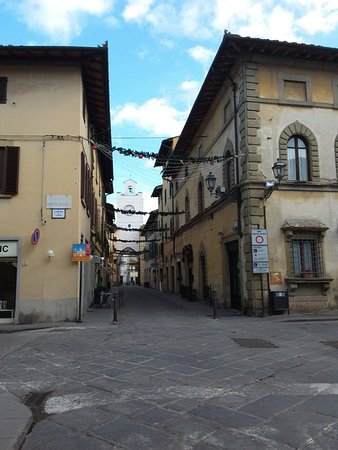 Borgo San Lorenzo, Italia: ingresso del borgo
