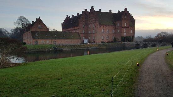 Haslev, Denmark: Gisselfeld Klostercafe