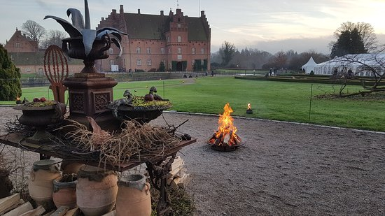 Haslev, Dania: Gisselfeld Klostercafe