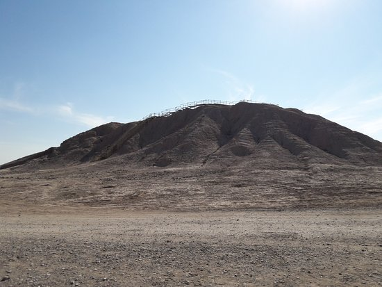 Jiroft, إيران: Konar Sandal Site