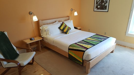 Neddies Harbour Inn: Bedroom