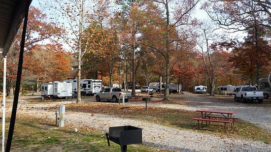 Williamsburg KOA Campground: 20161125_124842_large.jpg