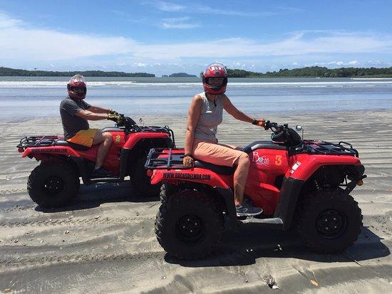 Boca Chica, Panamá: Nuestra ruta de quad