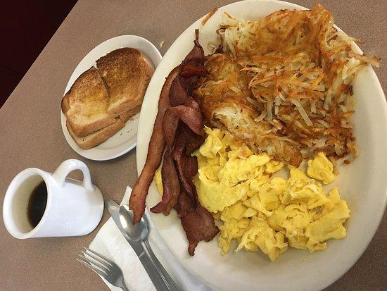 Milpitas, Californie : Mil's Diner