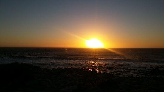 Kommetjie, South Africa: Slangkop Tented Camp