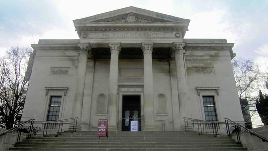 Stockport War Memorial Art Gallery