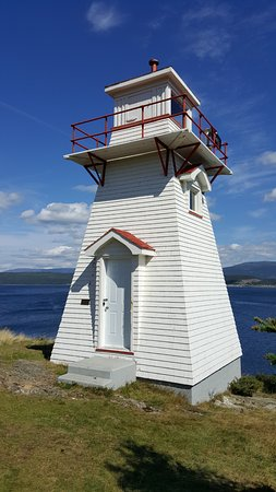 Woody Point Light
