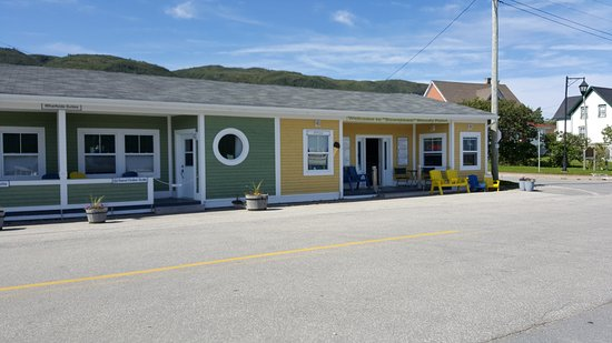 Woody Point, Canadá: Seaside Deli