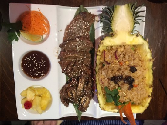 South Charleston, Virginia Occidentale: Red Fire Asian BBQ & Japanese Gril