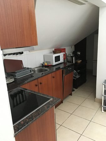 Hanneman Holiday Residence: cuisine