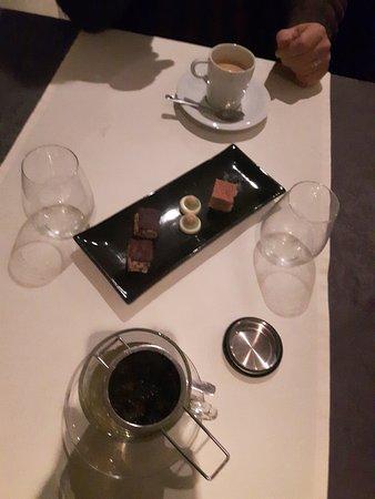 Leidschendam, The Netherlands: de koffie en thee