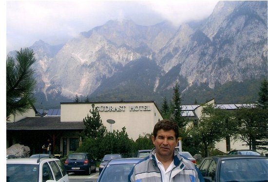 Arnoldstein, النمسا: Sudrast Hotel- Austria