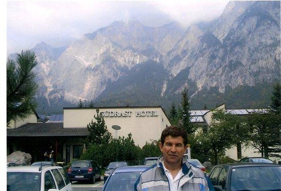 Arnoldstein, ออสเตรีย: Sudrast Hotel- Austria