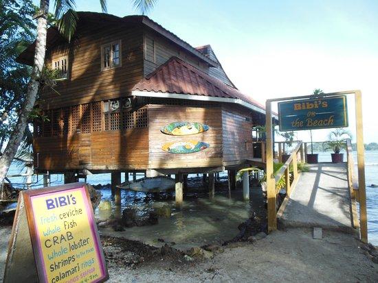 Остров Каренеро, Панама: ingang bibis