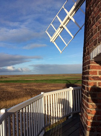 This windmill tops the view !