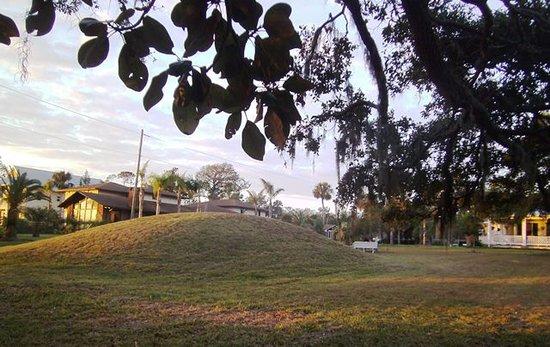 Ormond Beach, FL: Burial Mound