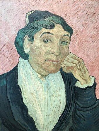 Sao Paulo, SP: Detalhe, o maravilhoso Van Gogh