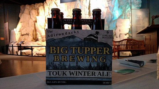 Big Tupper Brewing, Tupper Lake NY