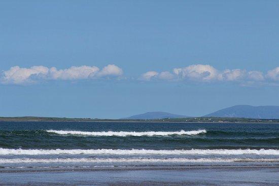 Strandhill, Ireland: Волны