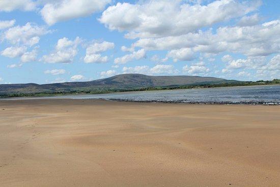 Strandhill, Irlanda: пляж и ни души