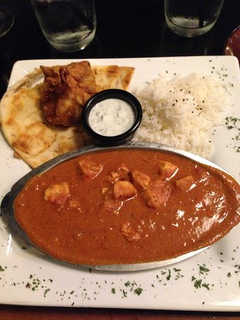 Carrollton, GA: Chicken Tikka Masala