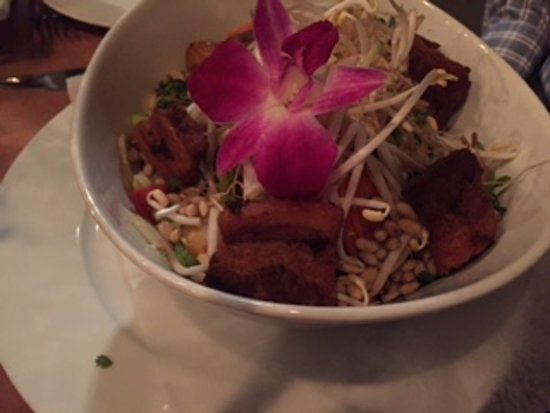 Proctorsville, VT: Yakisoba with Pork Belly