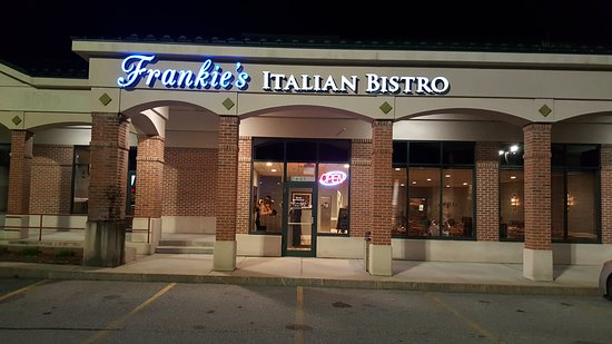 North Kingstown, Род Айленд: Frankie's Italian Bistro