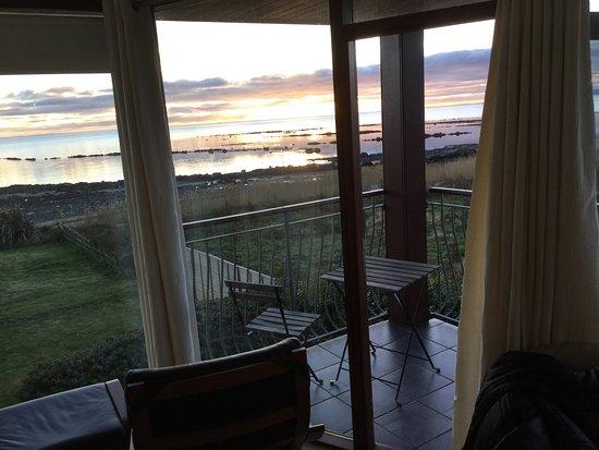 Kildonan, UK: Room with a view