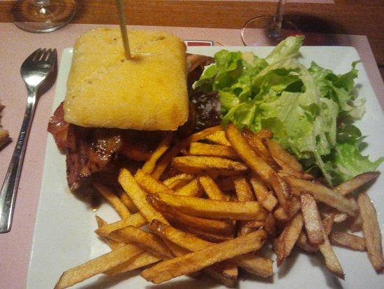 Tarascon-sur-Ariege, Frankrig: Hamburger maison