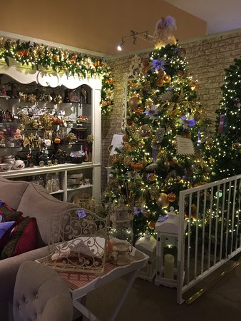 Adare's Old Creamery Gift Co.: Most gorgeous Christmassy gifts
