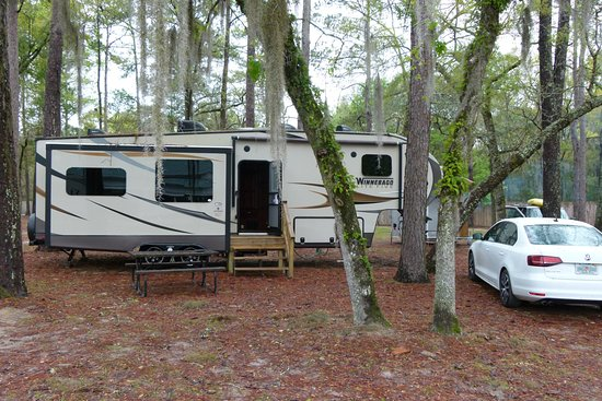 Suwannee Valley Campground: Our Winnebago