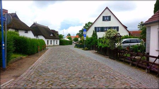 Greifswald, Germany: Улицы старого Грайфсвольда