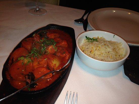 Rainham, UK: Main dish 2