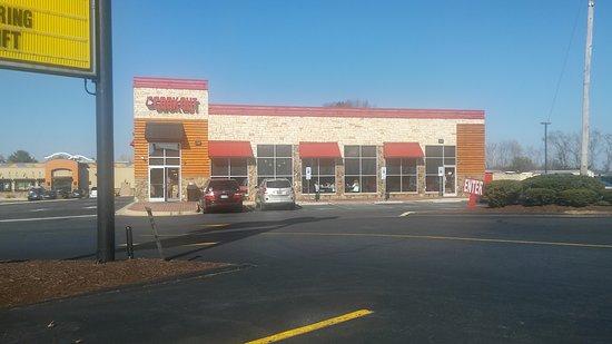 Fast Food Places In Harrisonburg Va