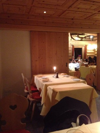 Давос-Платц, Швейцария: Absolut das beste Restaurant weit und breit in Davos!! Absolut top Küche, sehr aufmerksames Pers