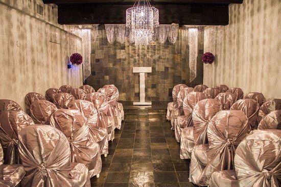 Royal Wedding Chapel Crystal