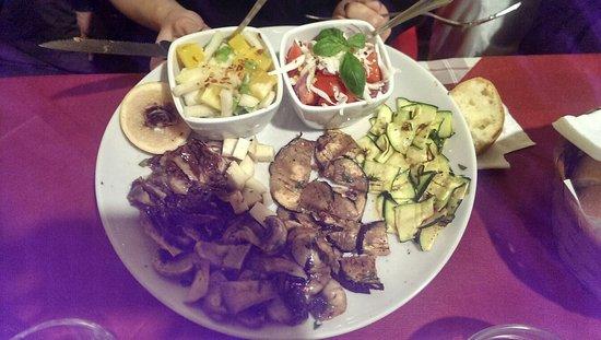 Trecastagni, Italy: Apoteosi del gusto