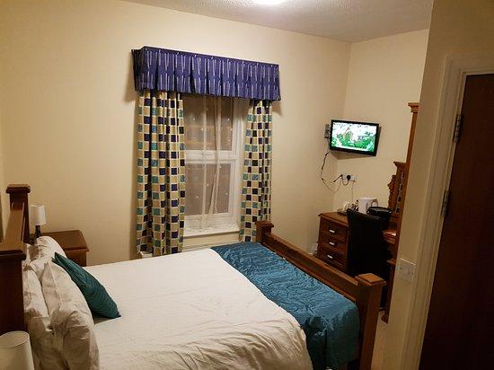 Scunthorpe, UK: Wortleys room