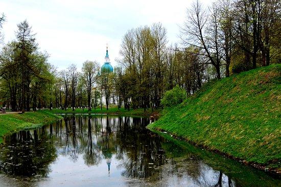 Парк Летний сад