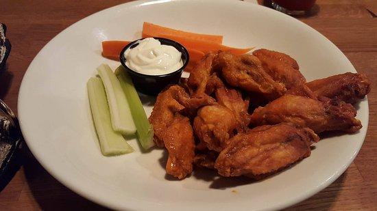 Princeton, Kanada: my mini wings
