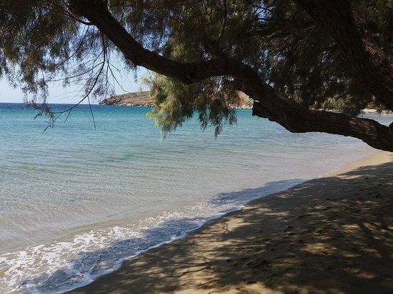 Agios Romanos Beach