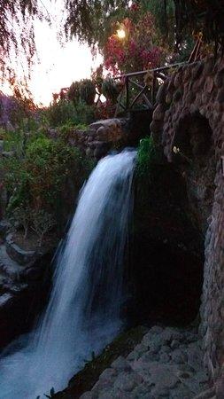 Molino de Sabandia: El agua que impulsa al molino