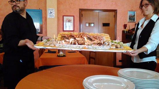 Codevigo, Italia: HOTEL RISTORANTE DA TONI