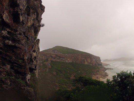 Плеттенберг-Бэй, Южная Африка: Clima extremo!!!