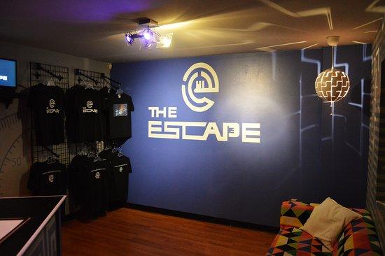 Covington, LA: The Escape Lobby