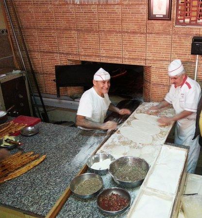 Eregli, Turquía: ustalar