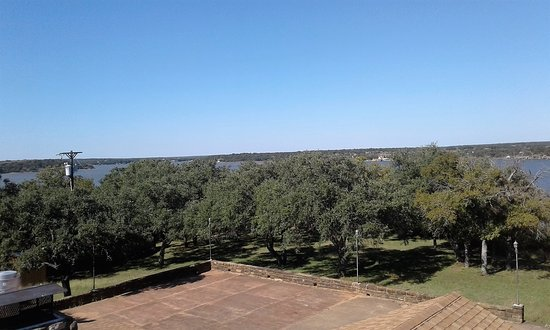 Brownwood, Teksas: top of lookout tower