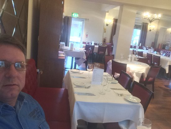 West Bromwich, UK: A fantastic hotel with a absolute fantastic Italian restaurant