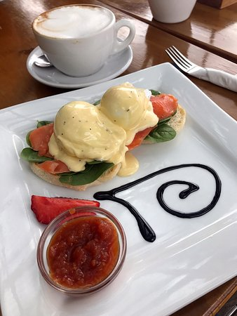 Whakatane, New Zealand: Julians Berry Farm & Cafe